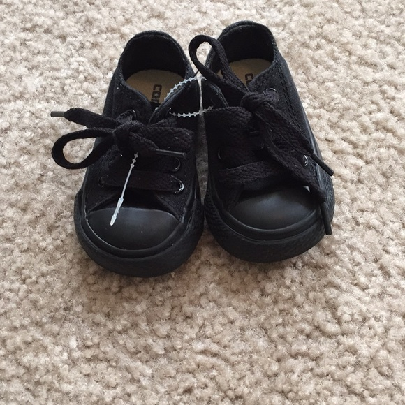 100% high quality cheap special sales All Black Baby Converse